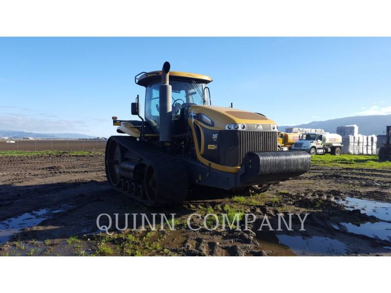 CHALLENGER AG TRACTORS MT835C equipment  photo 2