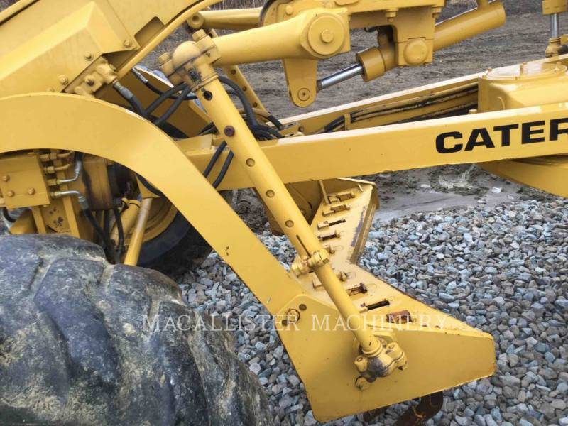 CATERPILLAR MOTORGRADER 120G equipment  photo 17