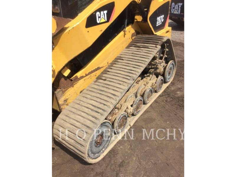 CATERPILLAR CHARGEURS TOUT TERRAIN 287C equipment  photo 8