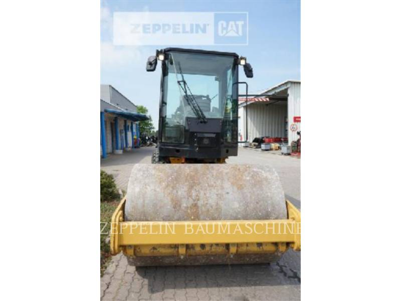 CATERPILLAR VIBRATORY SINGLE DRUM SMOOTH CS44 equipment  photo 8