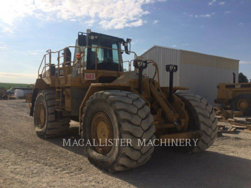CATERPILLAR TRACTORES TOPADORES DE RUEDAS 834H equipment  photo 1