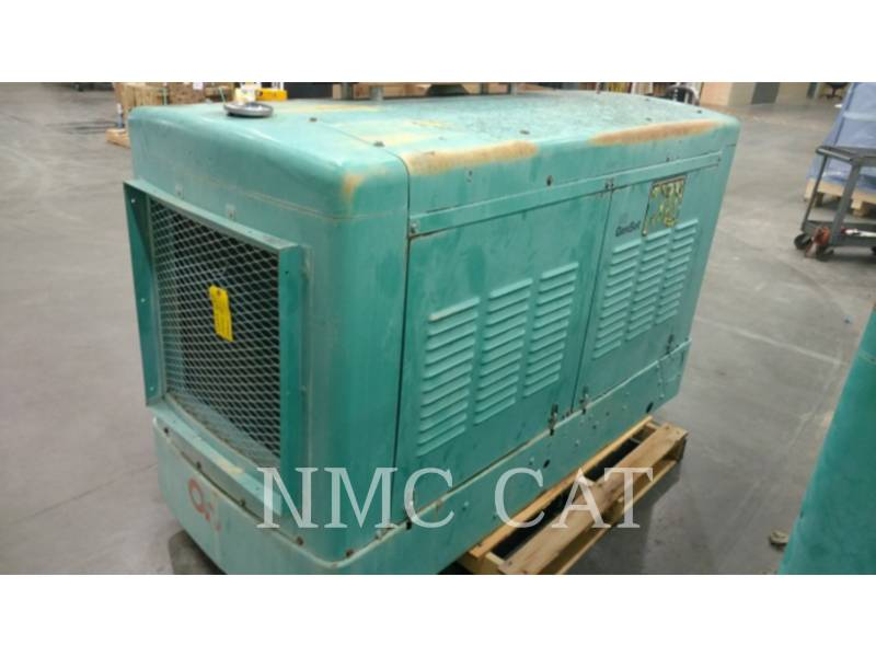 ONAN STATIONARY GENERATOR SETS 30.0EK_ON equipment  photo 1