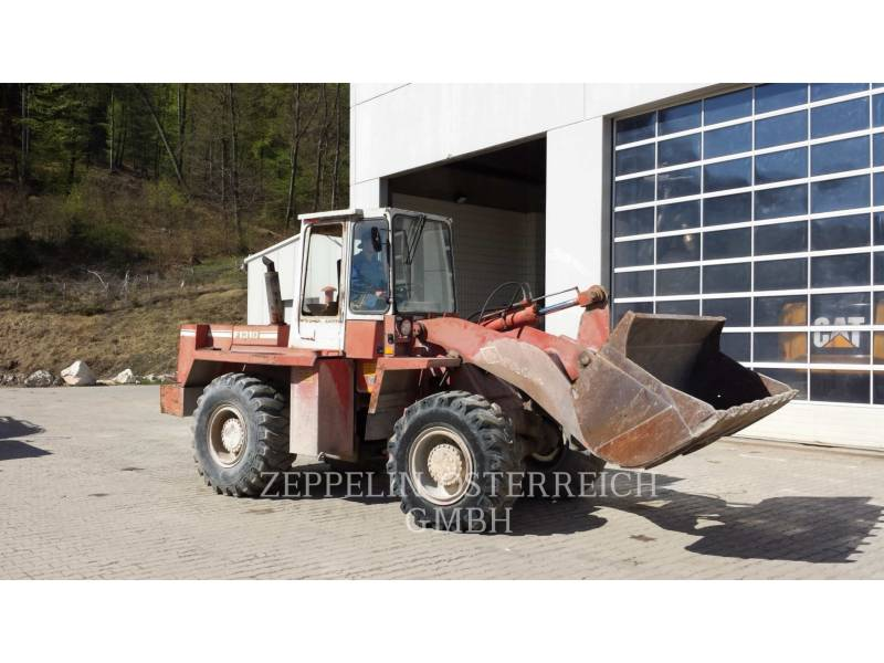 O&K WHEEL LOADERS/INTEGRATED TOOLCARRIERS FAUN F1310 equipment  photo 2