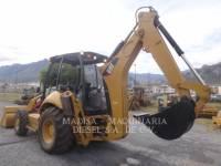 CATERPILLAR RETROESCAVADEIRAS 420 E equipment  photo 6
