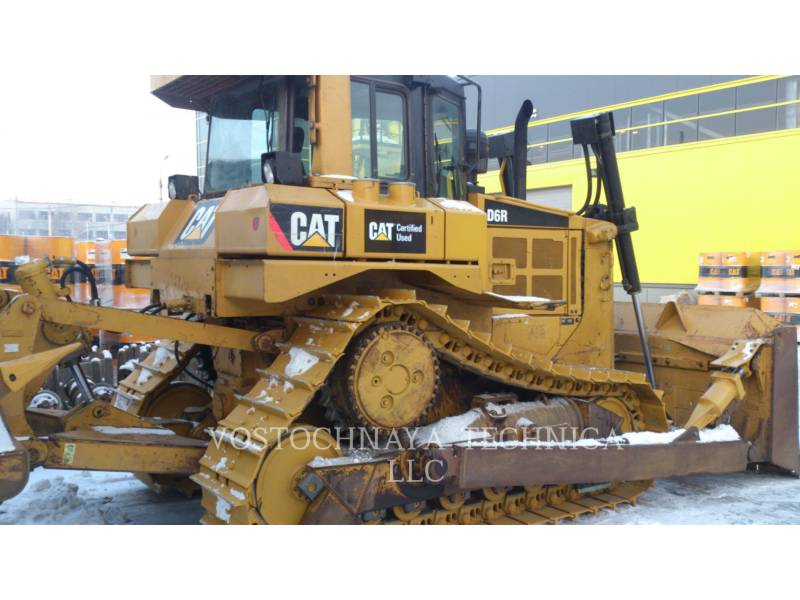 CATERPILLAR TRACTEURS SUR CHAINES D 6 R equipment  photo 3