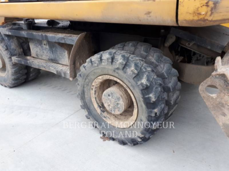 CATERPILLAR WHEEL EXCAVATORS M315D equipment  photo 12