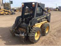 Equipment photo NEW HOLLAND LTD. LX665 CHARGEURS COMPACTS RIGIDES 1