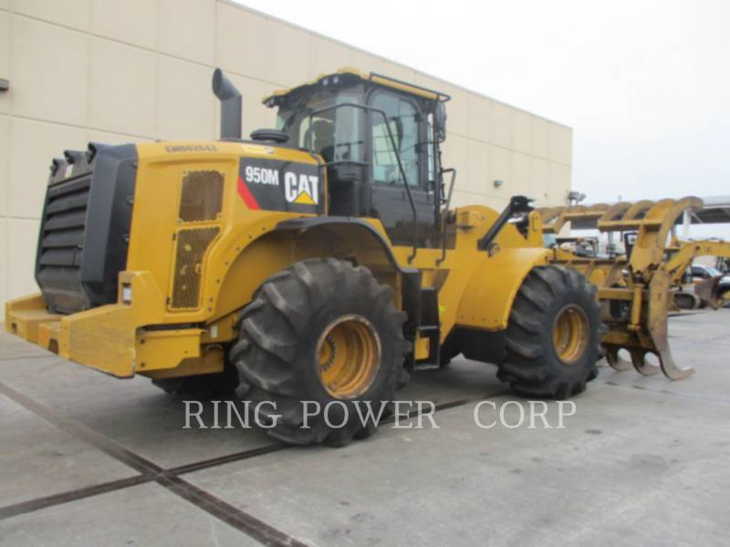 CATERPILLAR WHEEL LOADERS/INTEGRATED TOOLCARRIERS 950MGRAPPL equipment  photo 3