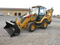 CATERPILLAR BACKHOE LOADERS 420F IT4WE equipment  photo 1