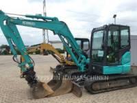 Equipment photo FIAT KOBELCO SK55SRX-6 TRACK EXCAVATORS 1