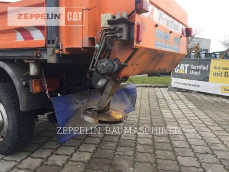 HAKO MULDENKIPPER 2085 equipment  photo 5