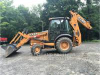 Equipment photo CASE/NEW HOLLAND 580 SUPERN BAGGERLADER 1
