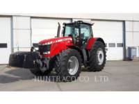 Equipment photo AGCO-MASSEY FERGUSON MF8680 TRACTEURS AGRICOLES 1