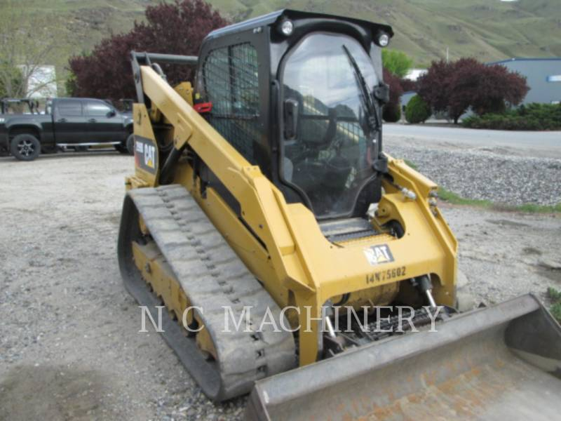 CATERPILLAR SKID STEER LOADERS 299D1 H3CB equipment  photo 1