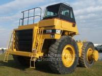 CATERPILLAR ダンプ・トラック 777D equipment  photo 1