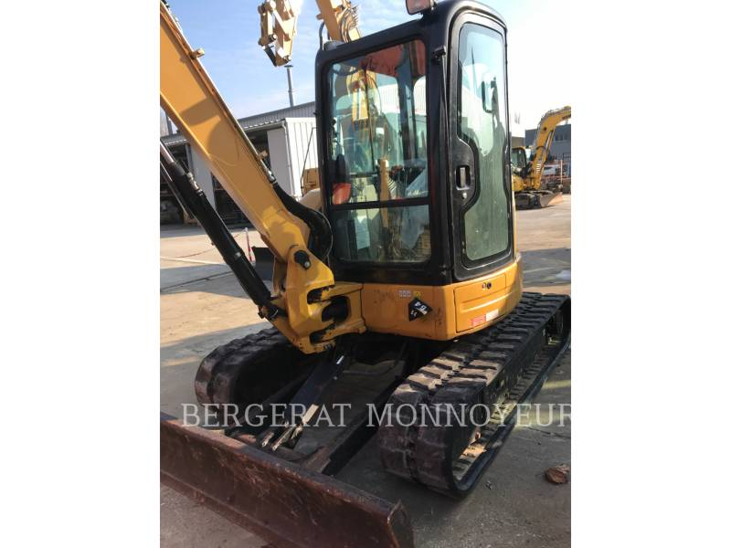 CATERPILLAR KOPARKI GĄSIENICOWE 305 D CR equipment  photo 3