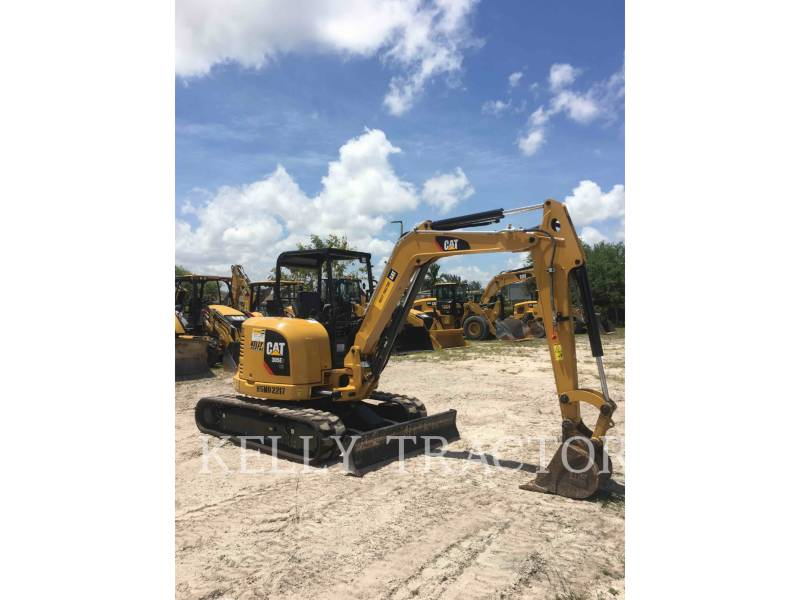 CATERPILLAR KETTEN-HYDRAULIKBAGGER 305E2CR equipment  photo 2