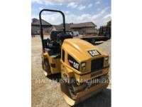 Equipment photo CATERPILLAR CB24B COMPACTEURS TANDEMS VIBRANTS 1