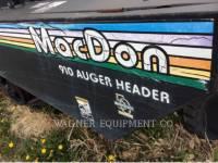 MACDON 农用割草设备 9250 equipment  photo 7