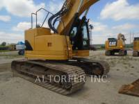 CATERPILLAR TRACK EXCAVATORS 321DL CR equipment  photo 5