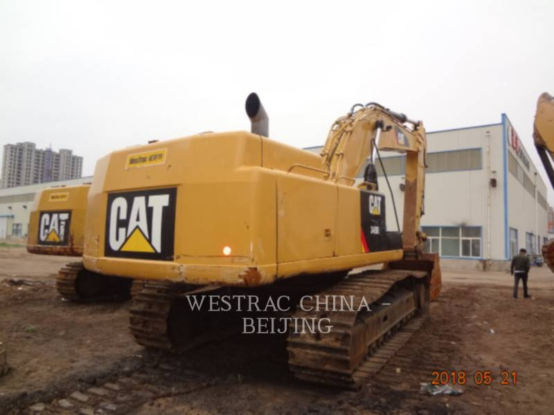CATERPILLAR TRACK EXCAVATORS 349D2 equipment  photo 20