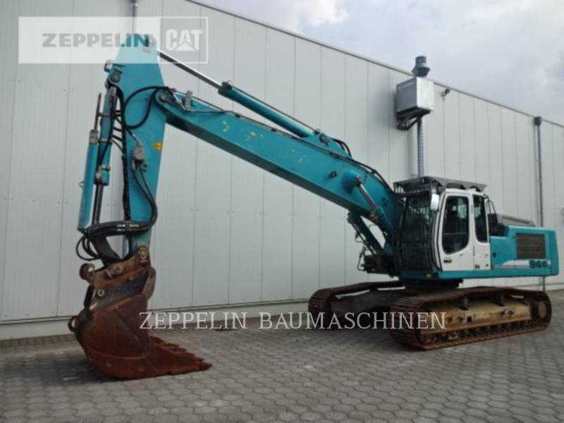 LIEBHERR EXCAVADORAS DE CADENAS R944C LITR equipment  photo 1