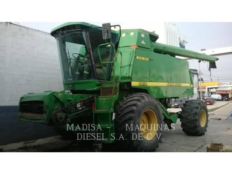 JOHN DEERE AG OTHER 9610 equipment  photo 2