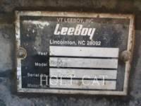 LEE-BOY SCHWARZDECKENFERTIGER 8515 E equipment  photo 5