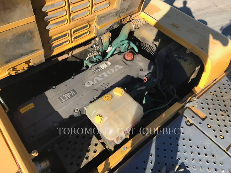 VOLVO EXCAVADORAS DE CADENAS EC360C equipment  photo 19