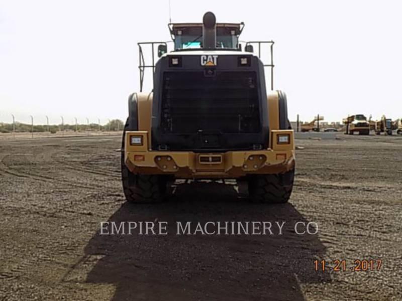 CATERPILLAR RADLADER/INDUSTRIE-RADLADER 980K equipment  photo 12