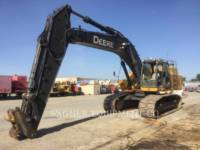 Equipment photo DEERE & CO. 450DLC PELLES SUR CHAINES 1