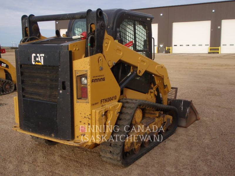 CATERPILLAR CARGADORES MULTITERRENO 259D LRC equipment  photo 3