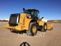 CATERPILLAR WHEEL LOADERS/INTEGRATED TOOLCARRIERS 972M equipment  photo 4