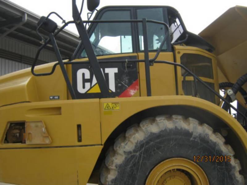 CATERPILLAR CAMIONES ARTICULADOS 740B equipment  photo 23