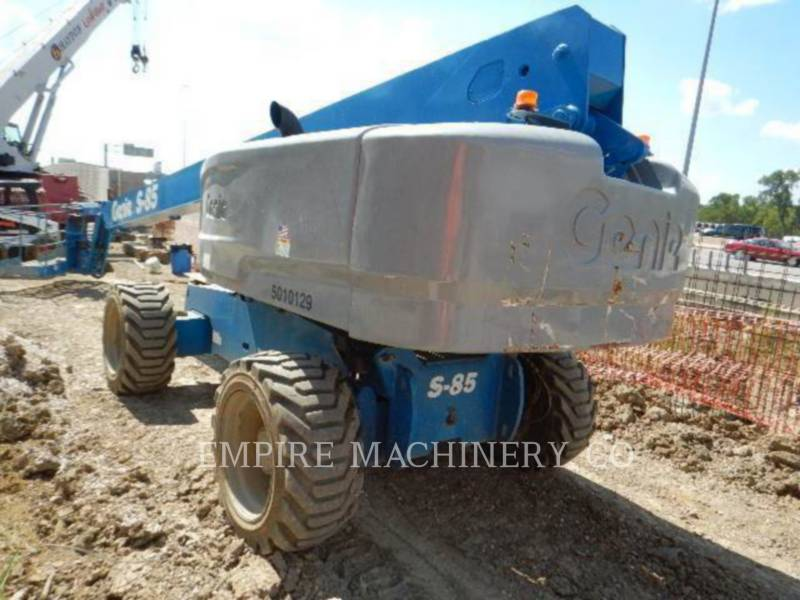 GENIE INDUSTRIES EQUIPO VARIADO / OTRO S-85 equipment  photo 7