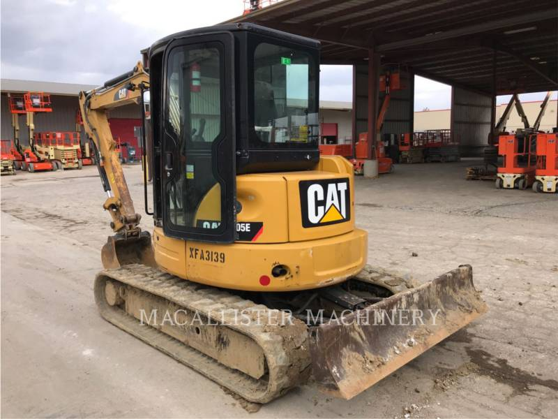 CATERPILLAR PELLES SUR CHAINES 305ECR equipment  photo 3
