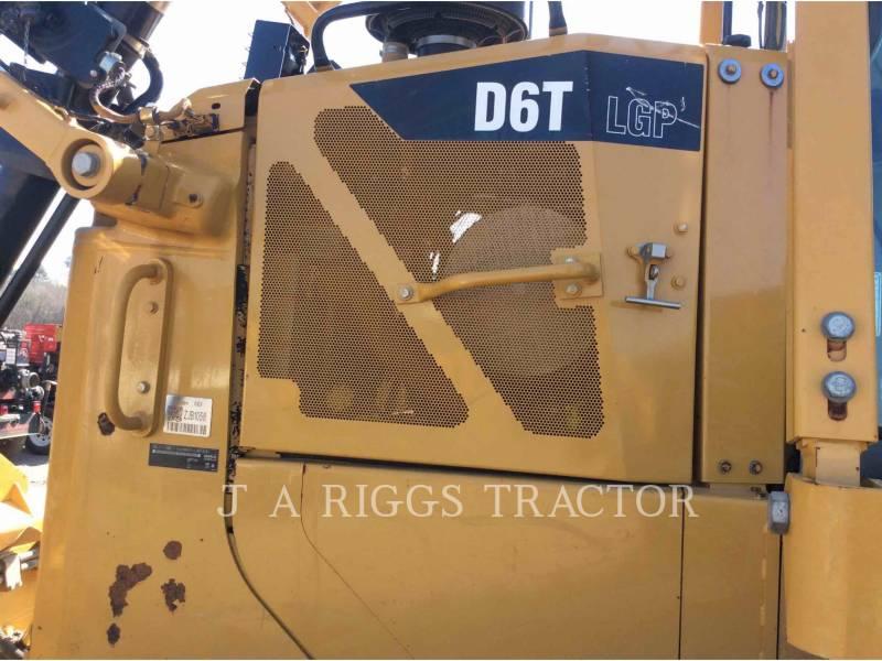 CATERPILLAR TRACK TYPE TRACTORS D6TLGP AG equipment  photo 24