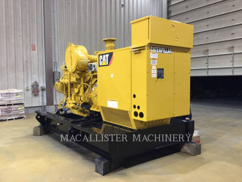 CATERPILLAR GRUPPI ELETTROGENI FISSI G3412 equipment  photo 3