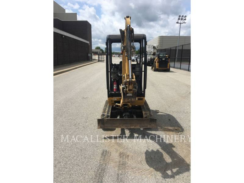 CATERPILLAR PELLES SUR CHAINES 301.4C equipment  photo 3