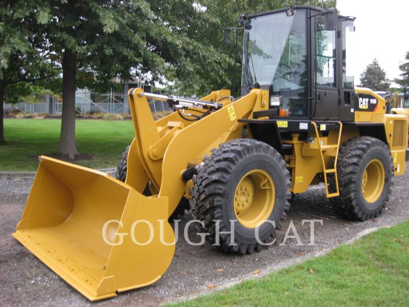 CATERPILLAR CARGADORES DE RUEDAS 910H equipment  photo 1