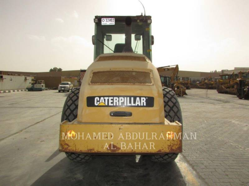 CATERPILLAR COMPACTADORES DE SUELOS CS 74 equipment  photo 4
