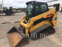 CATERPILLAR CARREGADEIRAS TODO TERRENO 257DS equipment  photo 1