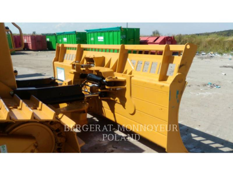 CATERPILLAR TRACK TYPE TRACTORS D6N LGP WASTE equipment  photo 9