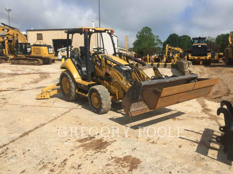 CATERPILLAR CHARGEUSES-PELLETEUSES 430F/IT equipment  photo 3