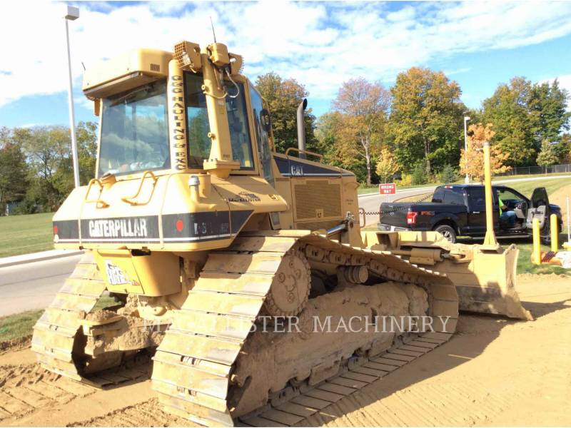 CATERPILLAR TRACK TYPE TRACTORS D6N LGP equipment  photo 5