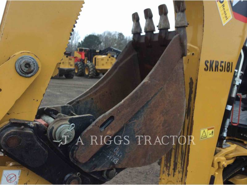 CATERPILLAR BACKHOE LOADERS 420F 4H equipment  photo 23