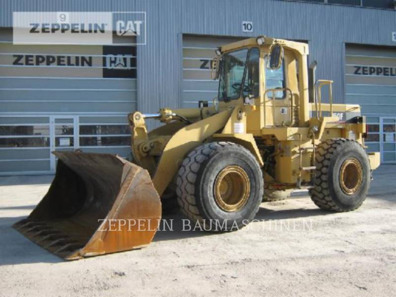 CATERPILLAR CARGADORES DE RUEDAS 950F equipment  photo 1