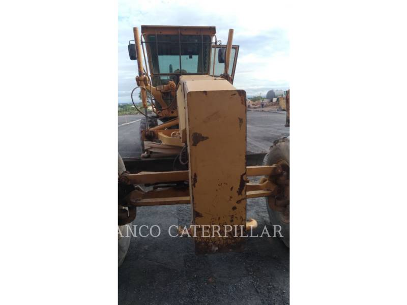 CATERPILLAR NIVELEUSES 120K equipment  photo 7