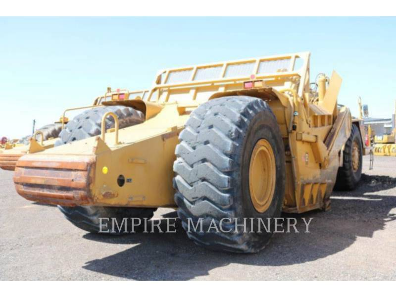 CATERPILLAR WHEEL TRACTOR SCRAPERS 631G equipment  photo 2