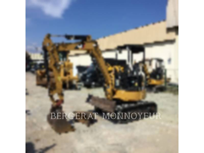 CATERPILLAR PELLES SUR CHAINES 305.5E CR equipment  photo 4